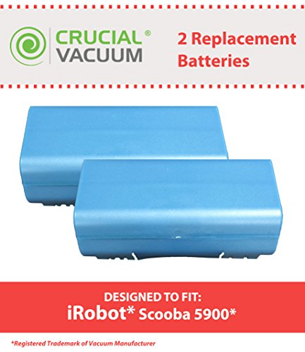 scooba irobot battery - 4