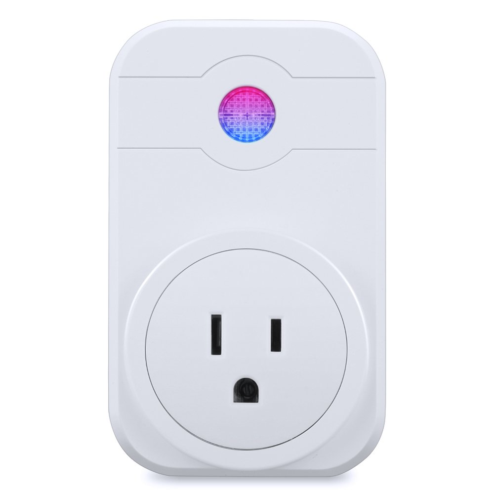 Great smart plug and serves as a surge protector!!