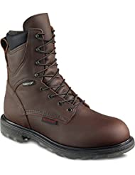 Red Wing Mens 8 Waterproof Insulated Leather Boot 1412