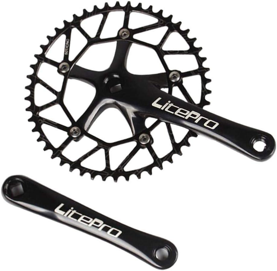 perfeclan Plato de Bicicleta de Montaña 50T 52T 54T 56T 58T, BCD ...