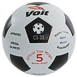 Voit Rubber Soccer Ball, Size 4