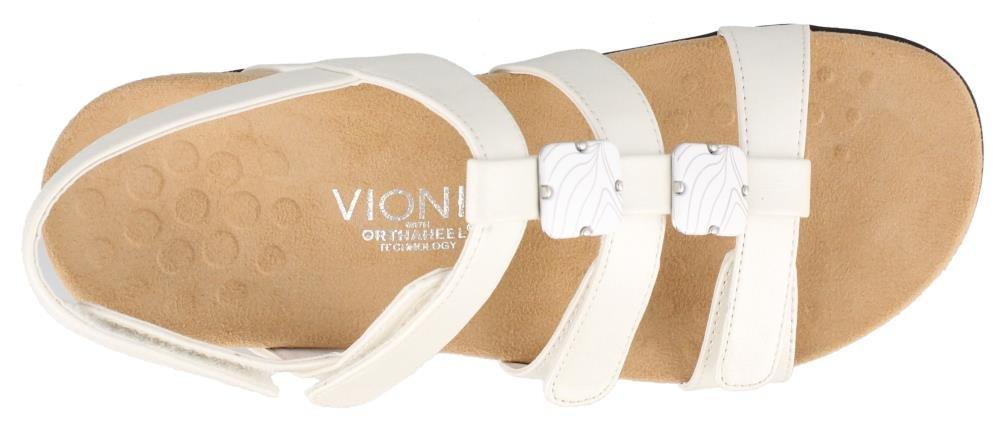 Vionic Women's Amber B00LIHT9RO 11 M US White