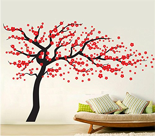 Chinese Trees Murals Amazon Com