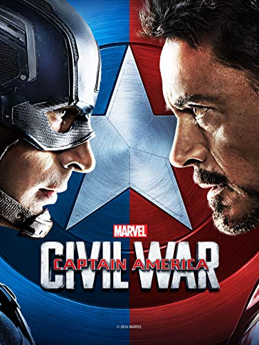 (Marvel Studios' Captain America: Civil War (4K)