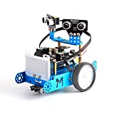 Makeblock Arduino mBot Educational Robot Kit with Bracket and Servo Add-on Pack (Bluetooth Version)