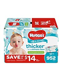 Huggies One & Done Baby Wipes, Scented (952 ct.) Packaging may vary BOBEBE Online Baby Store From New York to Miami and Los Angeles
