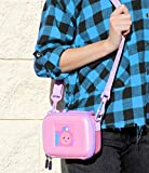 KidCase Pink Travel Case Compatible with Canon