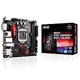 ASUS Mini ITX DDR4 LGA 1151 B150I PRO GAMING/WIFI/AURA Motherboard