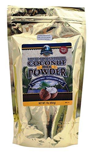 Wilderness Family Naturals, Coconut Milk Powder, 1 Pound