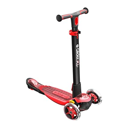 Yvolution Y Glider XL Deluxe Scooter - Red by Y Glider ...