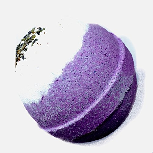 LAVENDER LOVER Bath Bomb by Soapie Shoppe