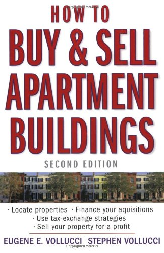 How to Buy and Sell Apartment Buildings ISBN-13 9780471653431