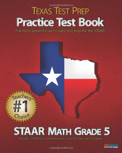 3rd Grade Math Staar Test Practice Worksheets Staar Test