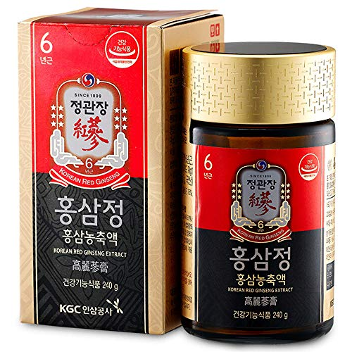 KGC Cheong Kwan Jang Korean Red Ginseng Extract 240 gram