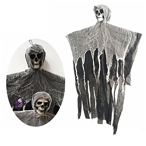 Halloween Decorations To (Halloween Decorations Outdoor Hanging Ghost - Giant Halloween Creepy Cloth - Creepy Hanging Ghost For Tree, 35
