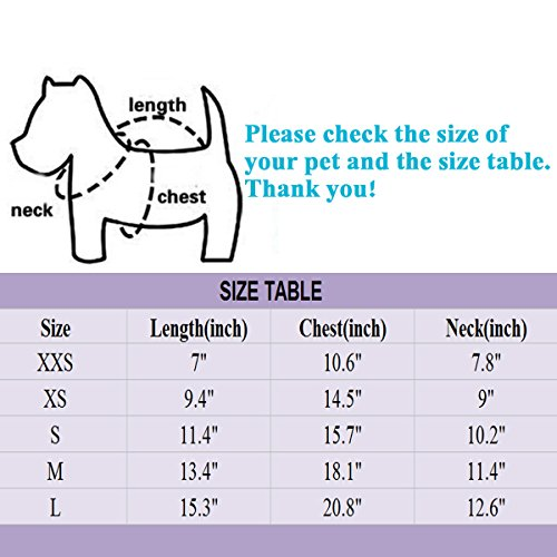 Image of Christmas Dog Cat Pet Sweater Knitwear Outerwear with Collar and Balls for Cats & Dogs