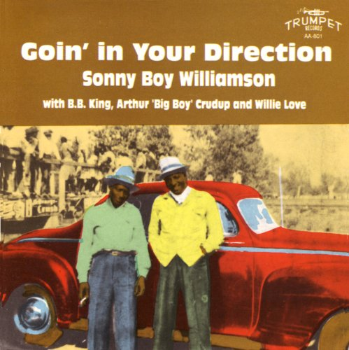 Goin' in Your Direction For Sale