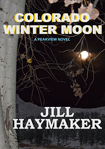 Is Vickie too old to take a chance on love, especially if it means leaving her home and grandchildren behind?Colorado Winter Moon (Peakview Series Book 6) by Jill Haymaker