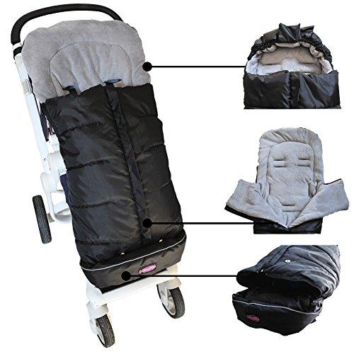 7Am Double Stroller Blanket - 8