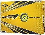 Callaway 2017 Warbird Golf Balls (One Dozen) Yellow