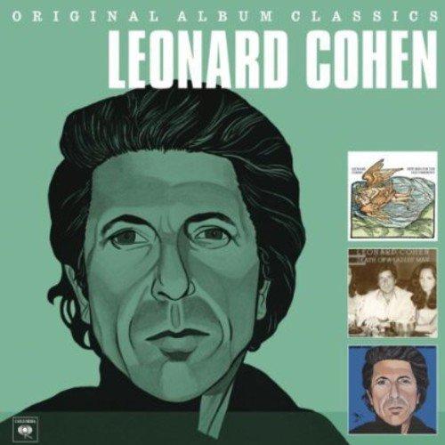 Leonard Cohen - Original Album Classics - Zortam Music