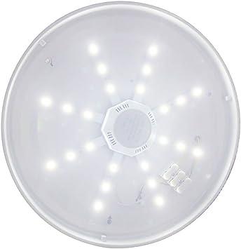 WINOMO - Lámpara de techo LED blanca de ahorro de energía ...