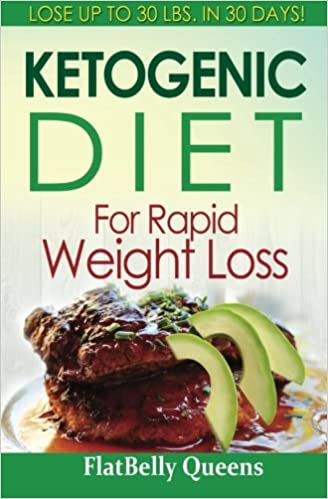 Ketogenic Diet for Rapid Weight Loss: Lose 30 Pounds in 30 Days