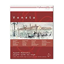 Hahnemuhle Veneto Watercolour Pad 9.5X12.5 In
