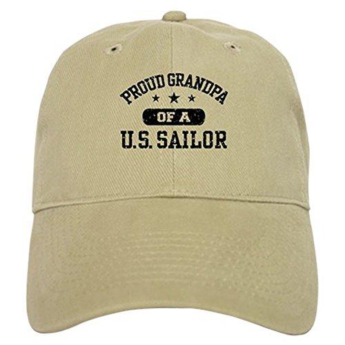 CafePress Proud Grandpa of A US Sailor