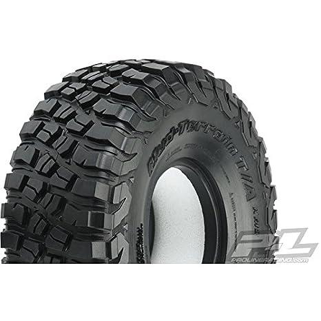 Bf Goodrich Truck Tires >> Pro Line 10150 14 Bfgoodrich Mud Terrain Km3 1 9 G8 Rock Terrain Truck Tires 2