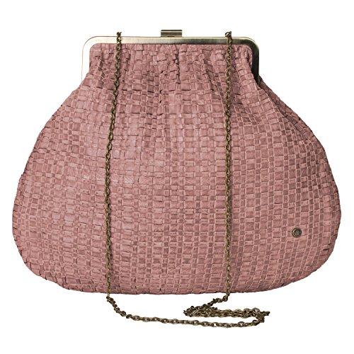 Damen Clutch Grand d wo - von another Bag - Farbe Rose