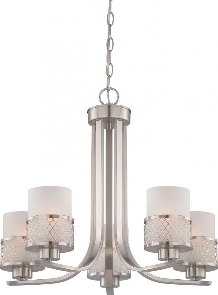 amazoncom nuvo lighting three light semiflush mount home improvement - Nuvo Lighting