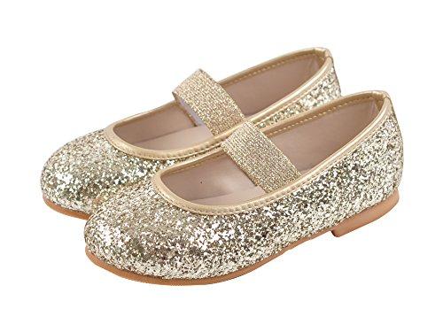 girls glitter shoes - 8