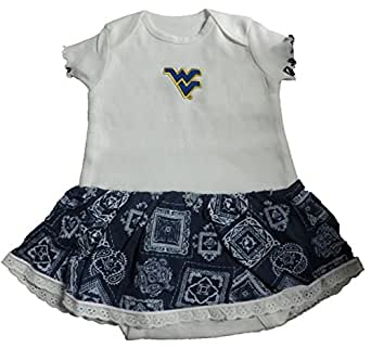 Amazon West Virginia Mountaineers Newborn Infant