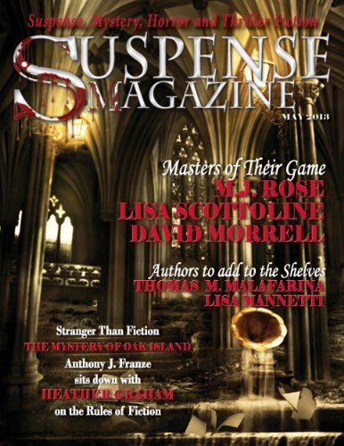 Suspense Magazine May 2013