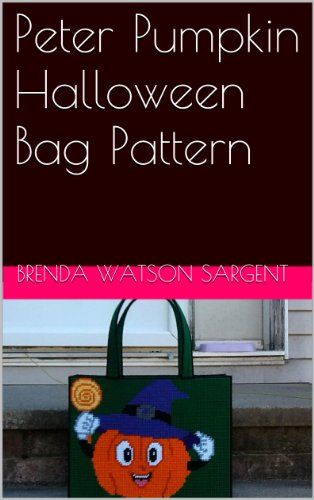 Peter Pumpkin Halloween Bag Pattern