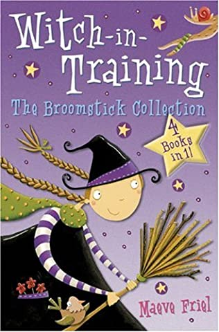 book cover of The Broomstick Collection