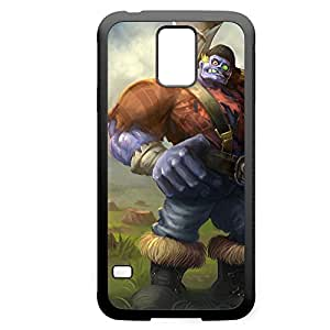 Sion-005 League of Legends LoL For Case HTC One M7 Cover - Hard Black