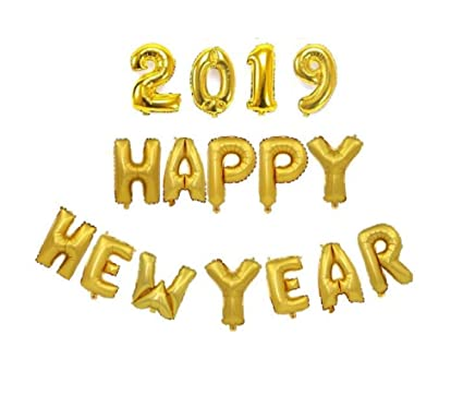Happy New Year Balloons 69