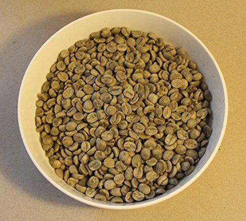 Zimbabwe Estate Peruza AA½ - Green (Unroasted) Coffee Beans - Fresh Crop! - 1 Pound