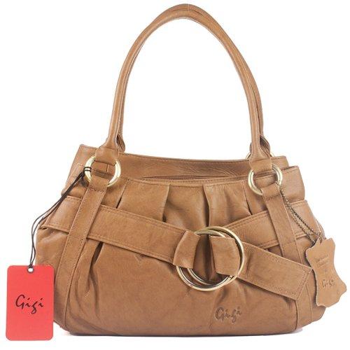Gigi Handbag Leather 4466 Antique Fashion Honey Othello fUBgfOWT