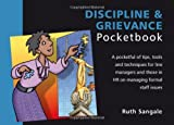 Discipline and Grievance Pocketbook, Ruth Sangale, 1906610193