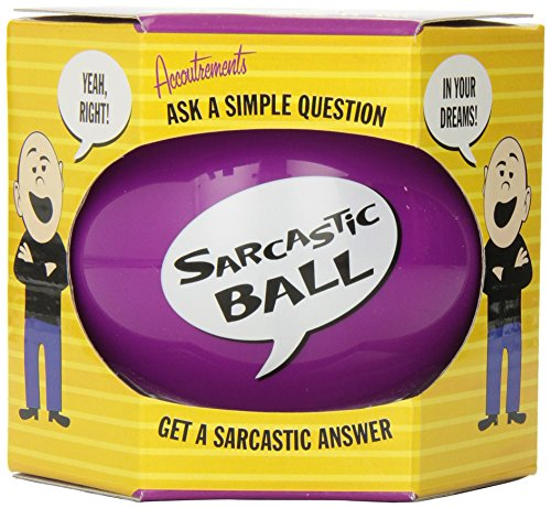 (Accoutrements Sarcastic Ball)