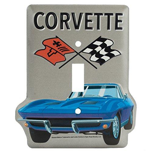 (Corvette Switch Plate)