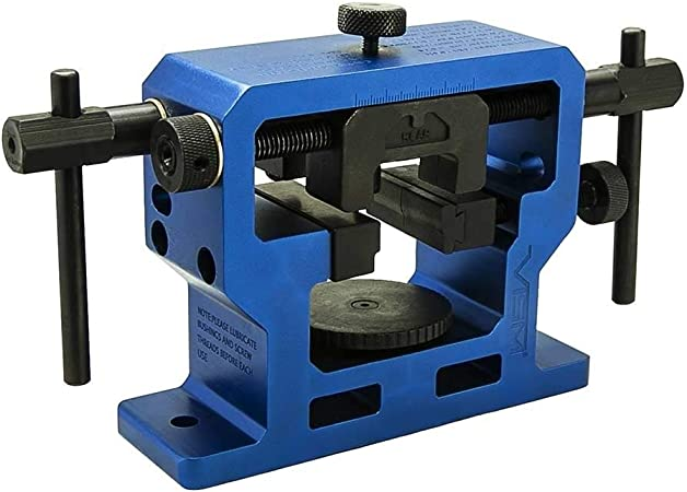 NcSTAR VTUFNR Vism Universal Pistol Front and Rear Sight Tool, Blue, One Size