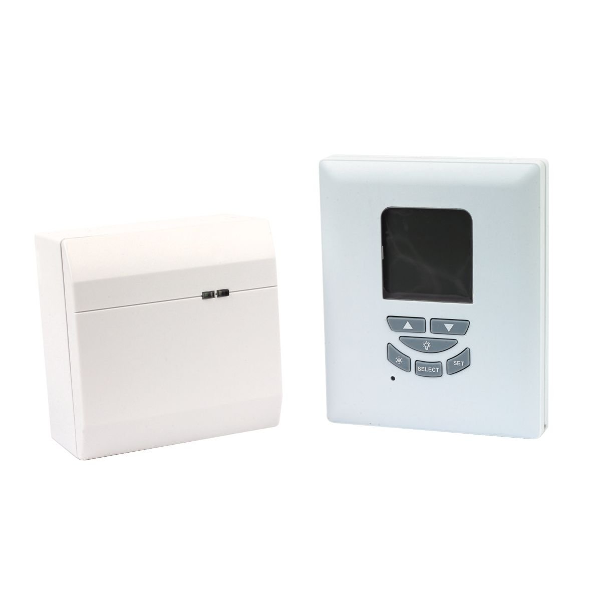 Horstmann Hrfs1 Hrfs 1 Digital Wireless Programmable Room Thermostat Wiring A Rf Central Heating