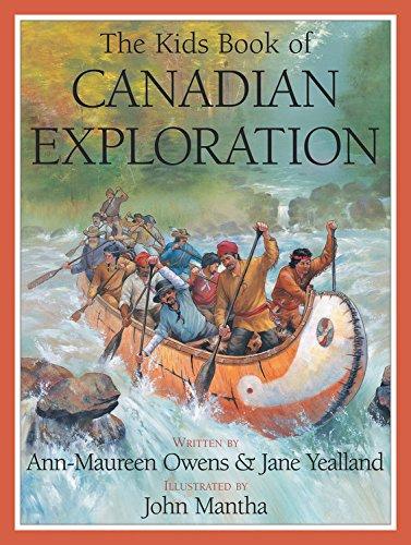 The Kids Book of Canadian Exploration pdf epub