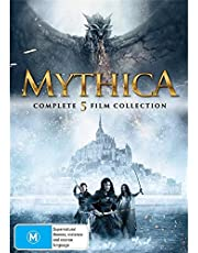 Mythica: The Complete 5 Film Collection (DVD)