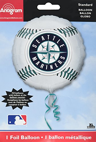(Anagram International Seattle Mariners Package Party Balloons, 18