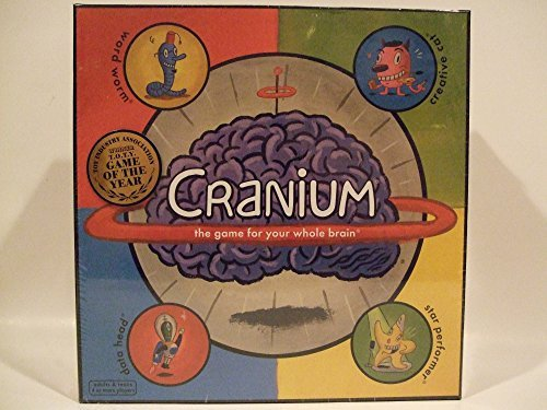 Cranium - The Game for Your Whole Brain